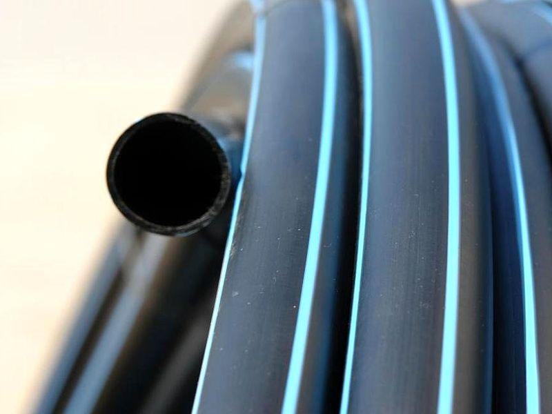 водопроводная полиэтиленовая труба