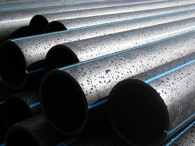 водопроводные полиэтиленовые трубы ПЭ 100