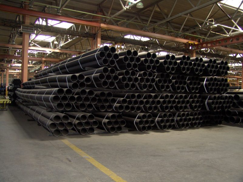 производство полиэтиленовой трубы ПЭ 100