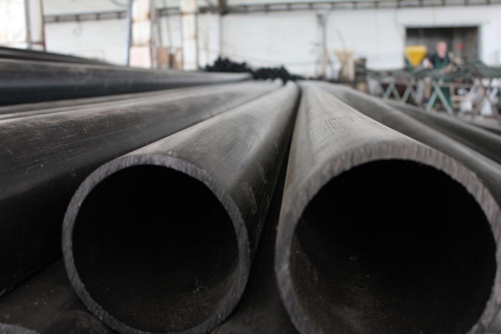 канализационные полиэтиленовые трубы