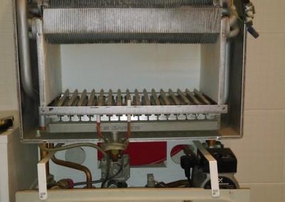 Техническое обслуживание настенного газового котла Ferroli Domina F 30 E