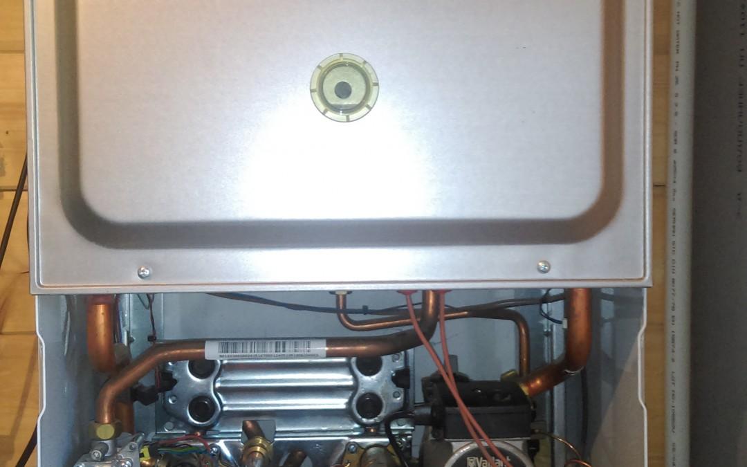 Сезонное техническое обслуживание газового настенного котла Vaillant