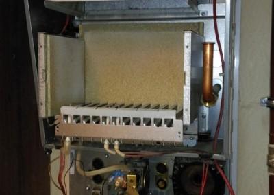 Техническое обслуживание настенного двухконтурного котла Viessmann Vitopend 100