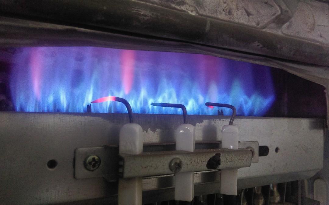 Ремонт газового проточного водонагревателя Oasis