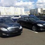 Mercedes S500 w221 от 1000 руб/час