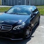 Mercedes E-class от 800 руб/час