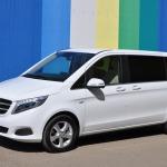 Аренда минивэна Mercedes V-class от 1000 руб/час