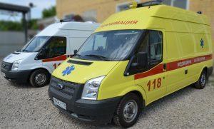 Перевозка лежачих больных в стационар больницы или домой
