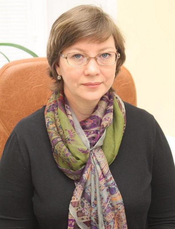 Марина Минтдиновна Воронцова