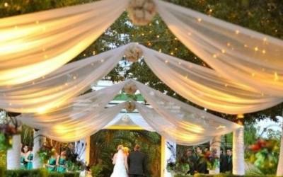 Свадебные навесы