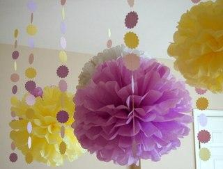Бумажное декорирование