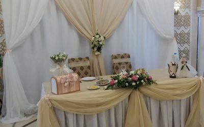 Свадьба в ресторане Биляр
