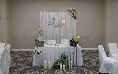 Свадьба в ресторане Рамада