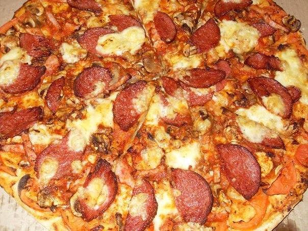 ЛЮБЛЮ PIZZA