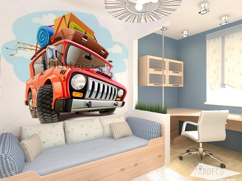 Маленький принц — детские комнаты для мальчиков