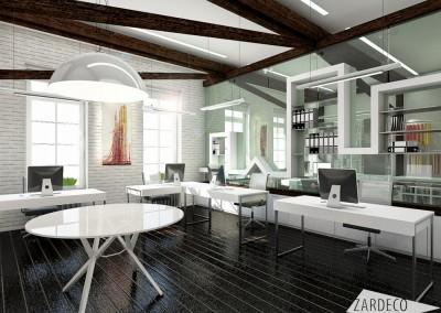 Офис архитектурной студии